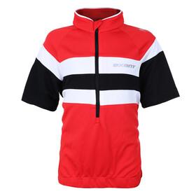 axant Elite Bike Jersey Kids red